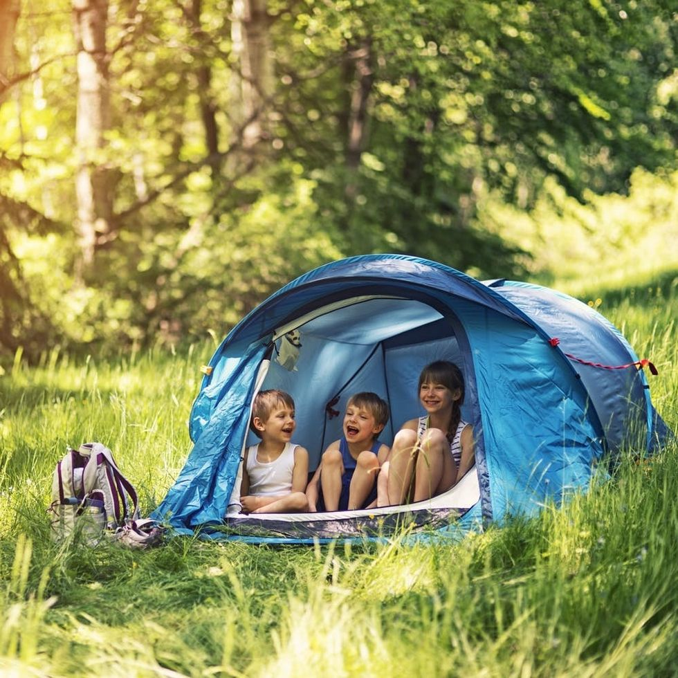 15 Must-Haves for Camping With Kids