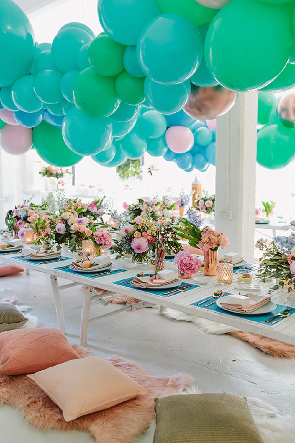 Wedding Balloon Displays Are Our New Decor Crush Brit Co