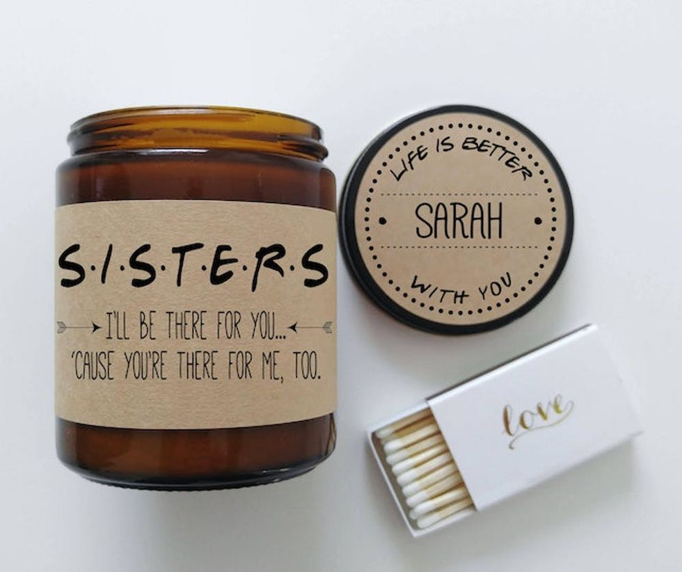 Birthday Gift Ideas to Get Your Sister