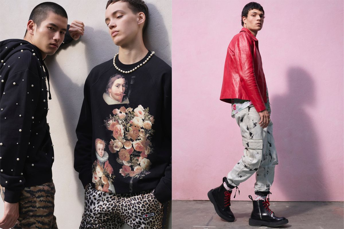 See Every Men's Look From Giambattista Valli x H&M