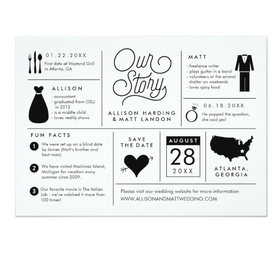 20 Save-the-Date Ideas That Are Anything But Boring - Brit + Co
