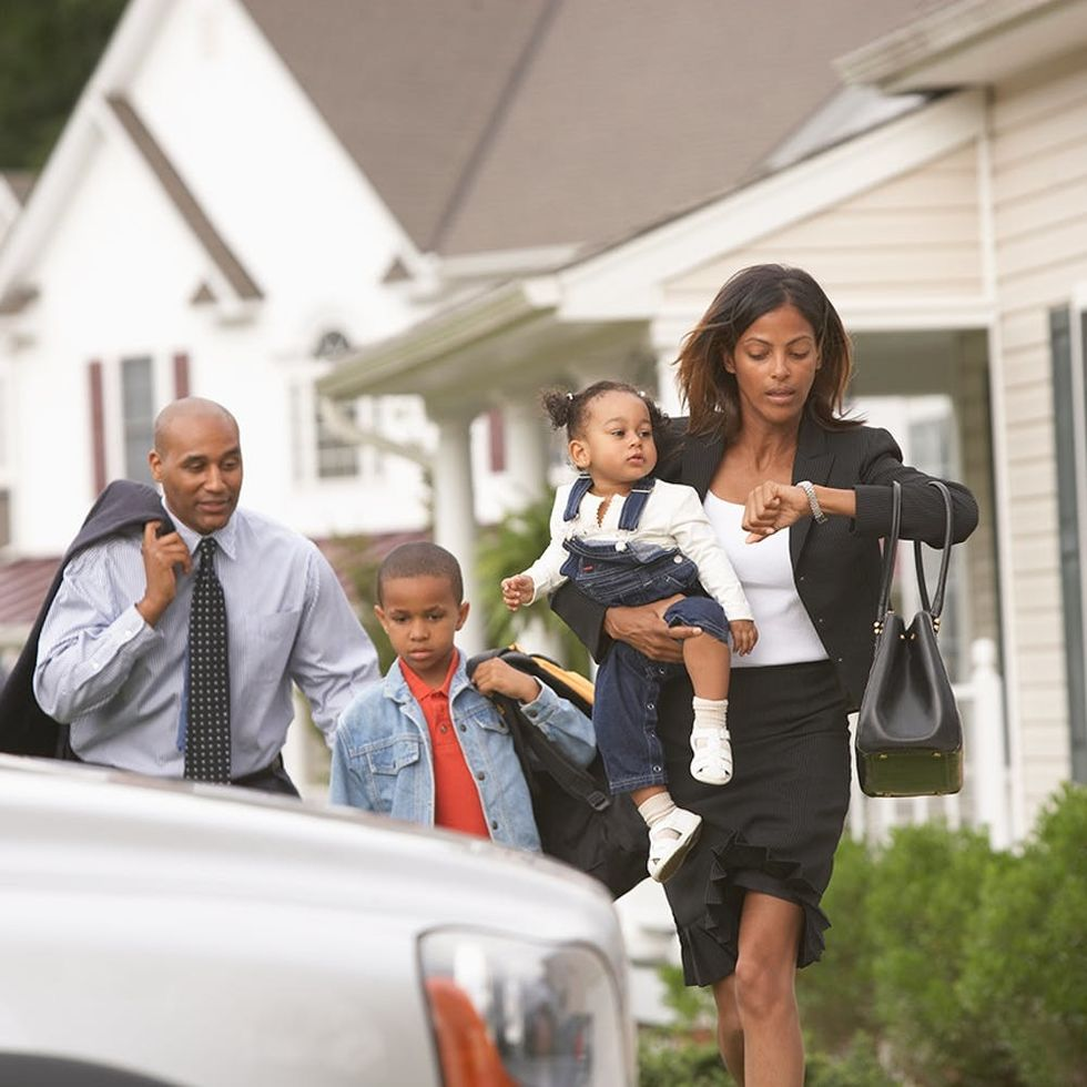 7 Tips for Moms Who Are Constantly Late