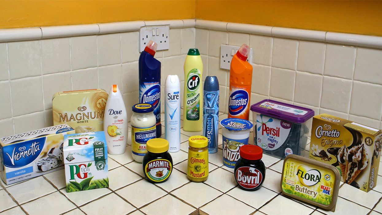 Unilever Vows to Halve New Plastic Use by 2025