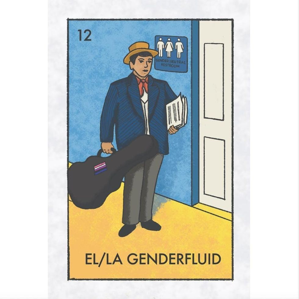 New loteria cards