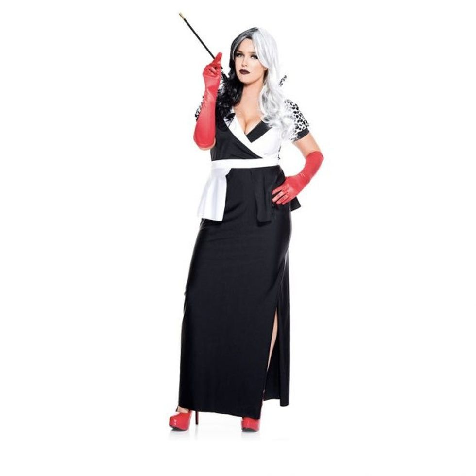 40 Plus Size Halloween Costume Ideas To Complement Your