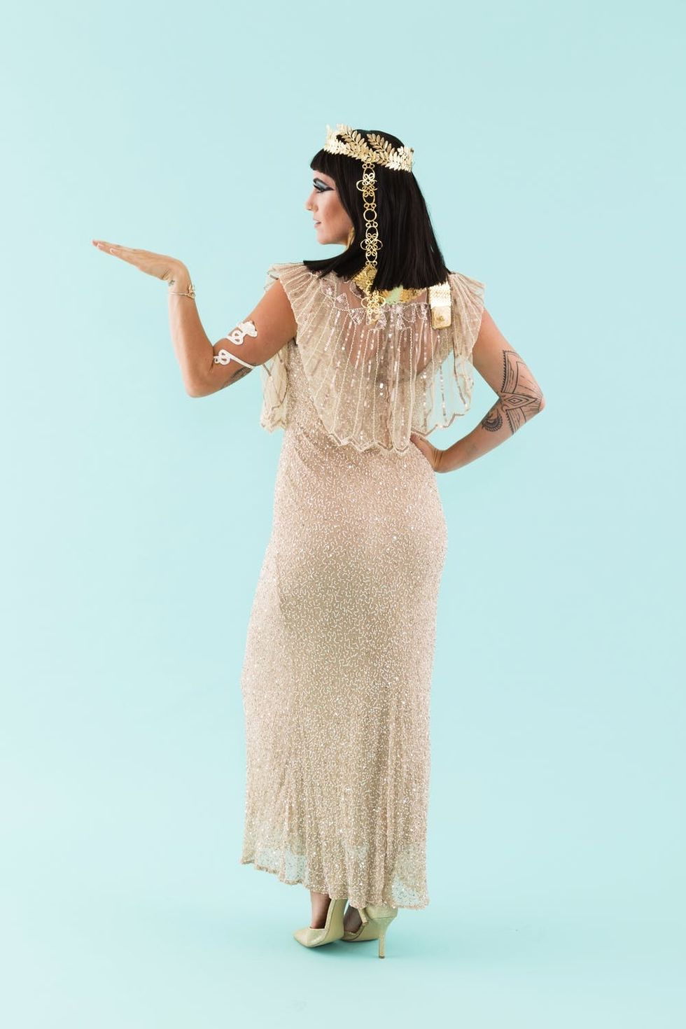 This Jaw Droppping Cleopatra Diy Is For You Costume Queen Brit Co