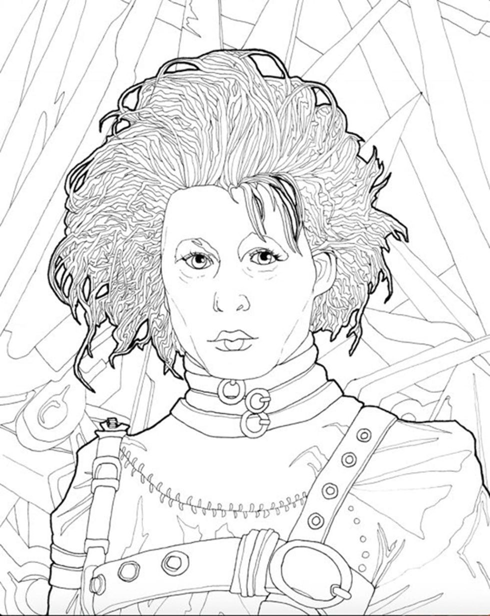 12 Halloween Coloring Page Printables To Keep Kids And Adults Busy Brit Co