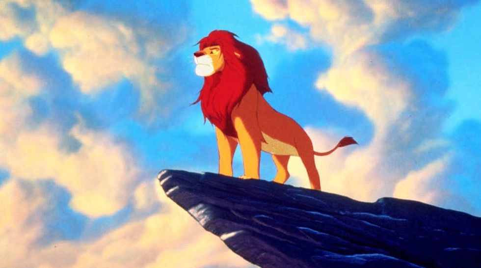 25 Things You Probably Didn T Know About The Lion King Brit Co