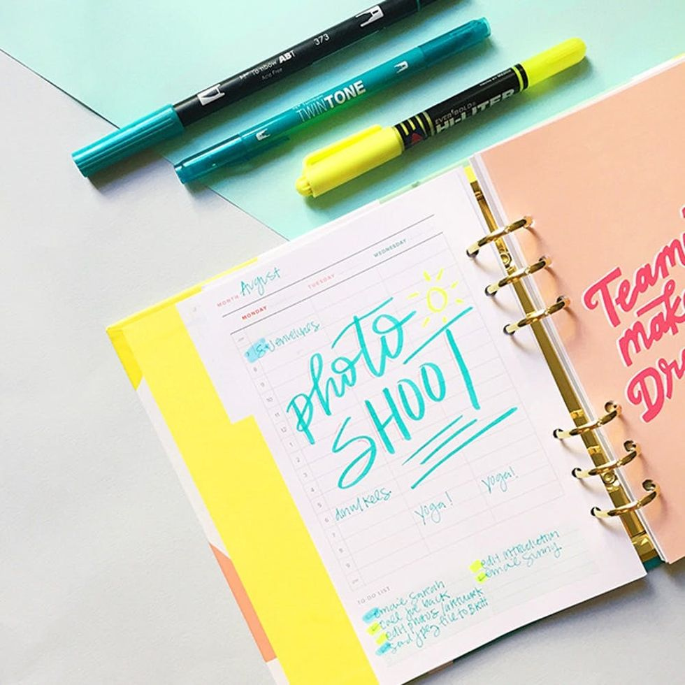 Planner Goals: How 6 Boss Ladies Stay Organized and Personalize Their Planners