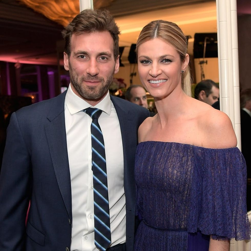 Erin Andrews Tied the Knot With Jarret Stoll in a Dreamy Sunset Mountaintop Ceremony