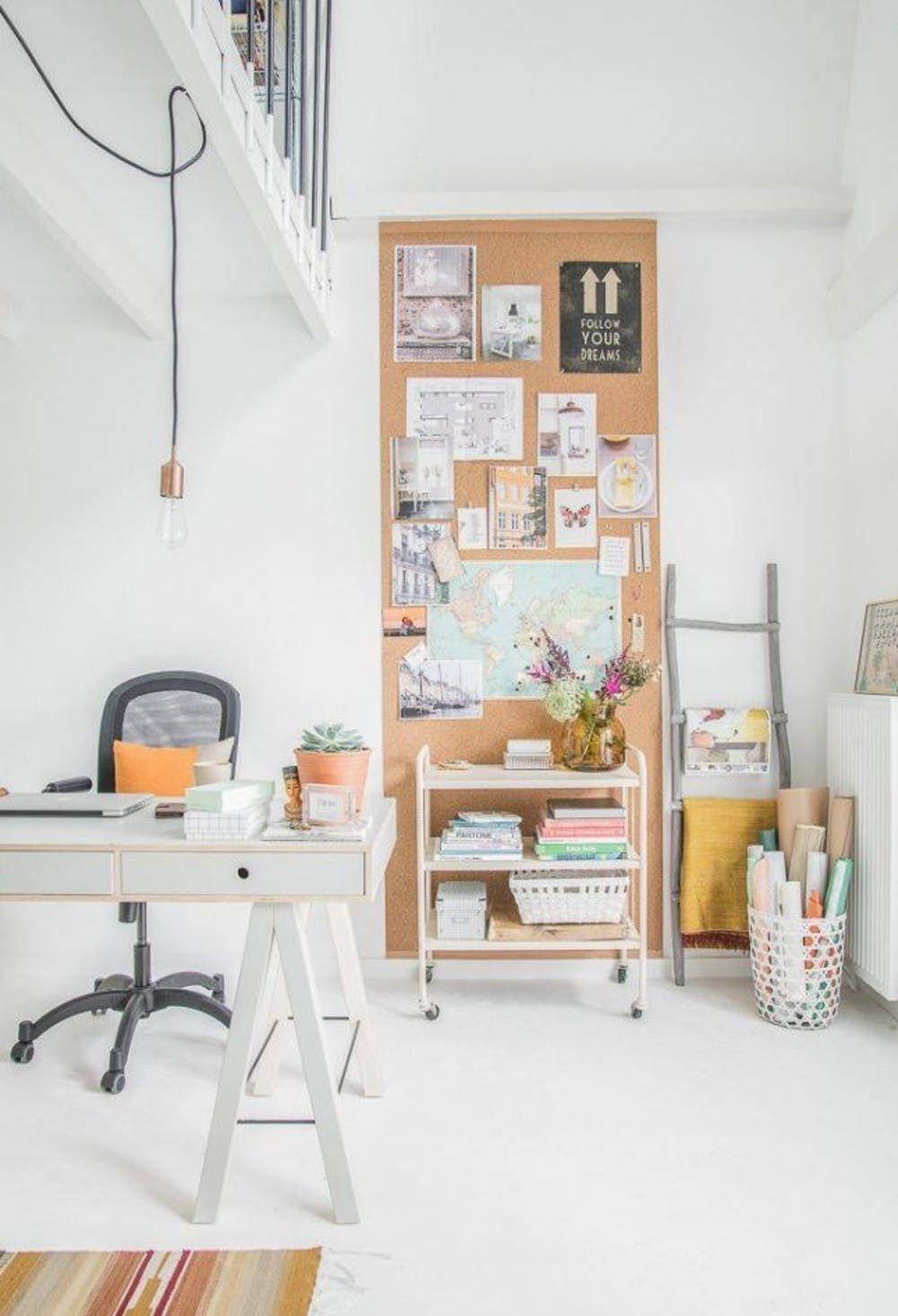 15 Organized Home Offices That Ll Make You Want To Wfh Every Day Brit Co