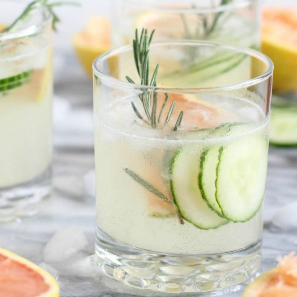 15 Cool As a Cucumber Cocktails Perfect for Warm Weather