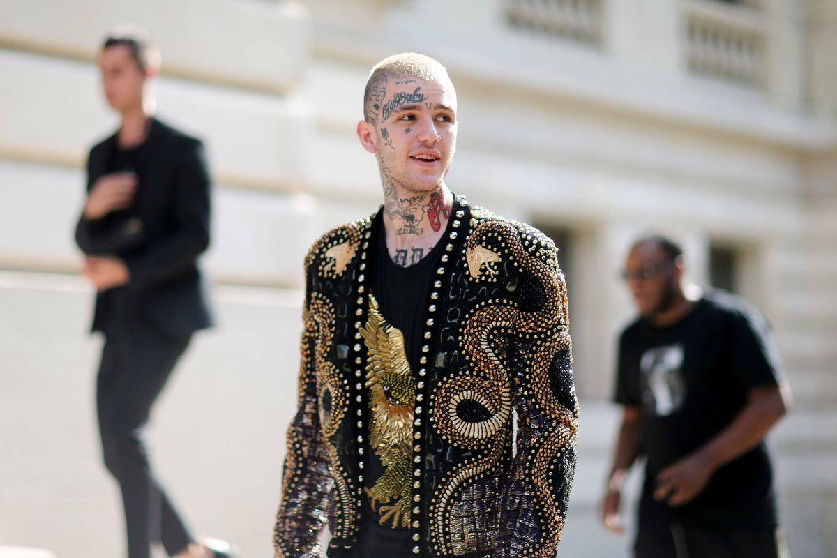 Lil Peep's Mother Sues Managers Over His Death