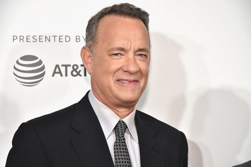 Tom Hanks Playing Mister Rogers Could Save The World According To Twitter Brit Co
