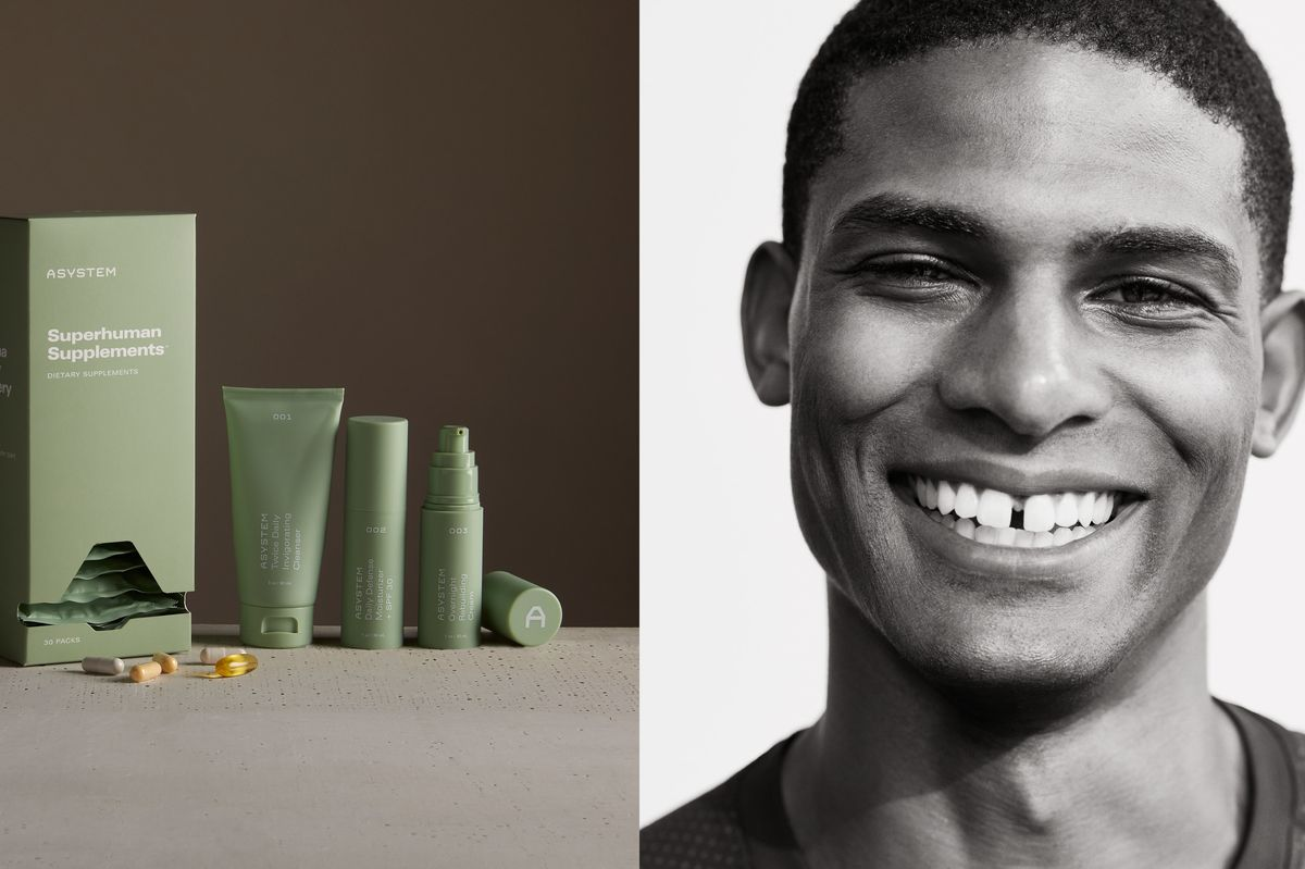 The Wellness Brand Catering to Men