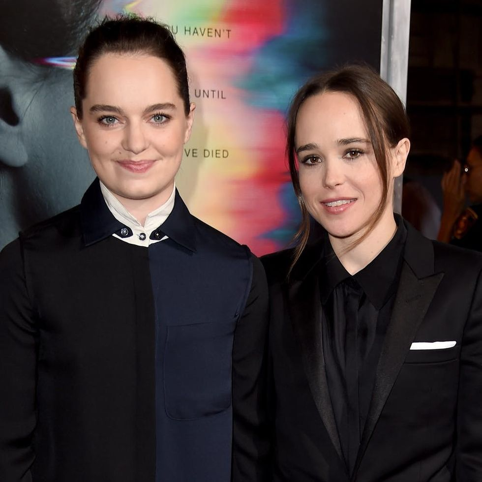 Ellen Page And Emma Portner Are Married Brit Co