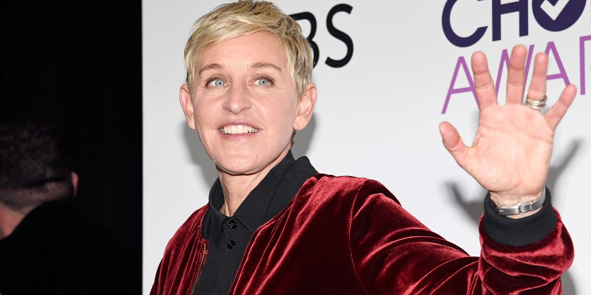 Ellen Defends Chilling With George W. Bush: 'Be Nice to Everyone'