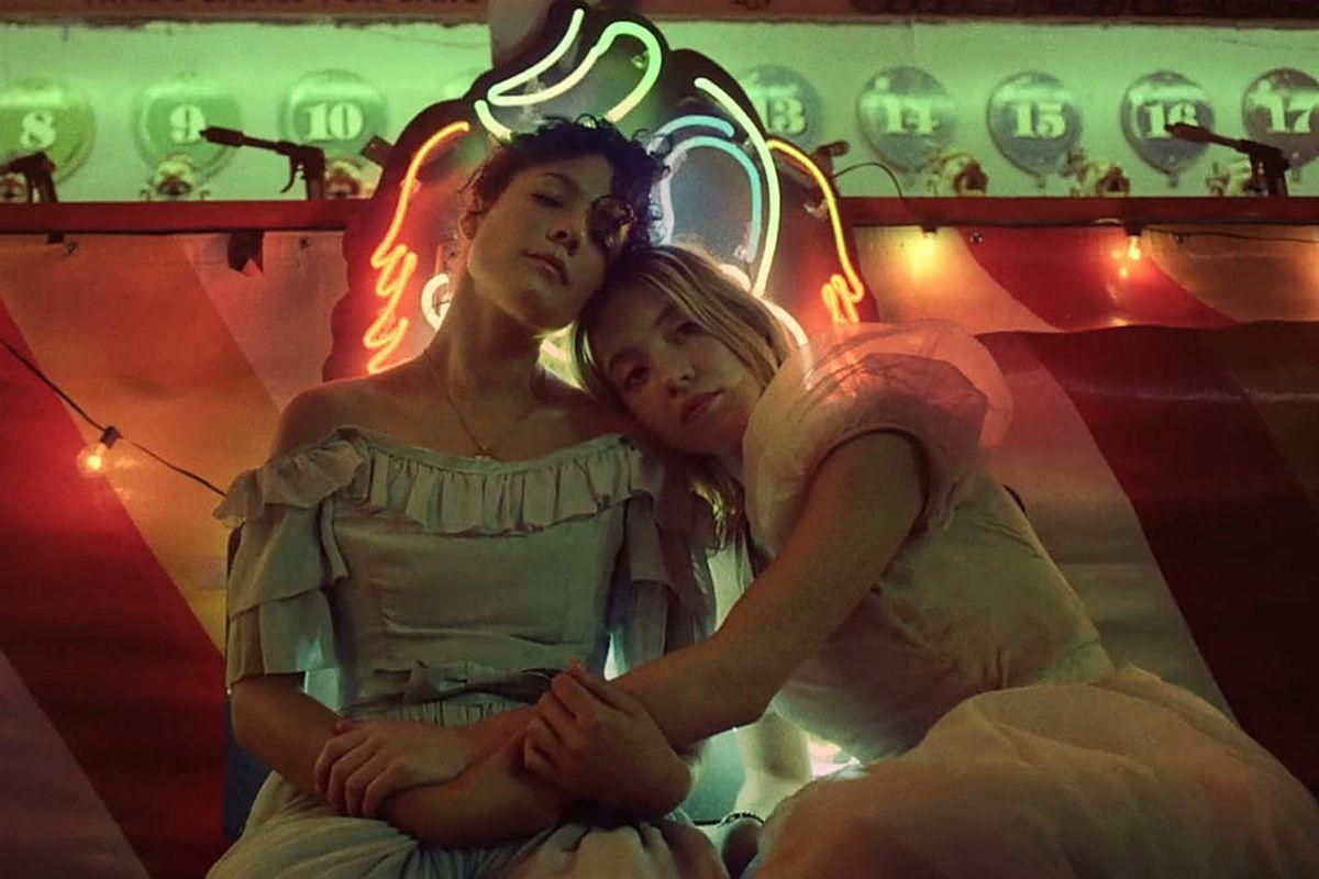 Halsey's New Video Is a 'Euphoria' Bonus Episode