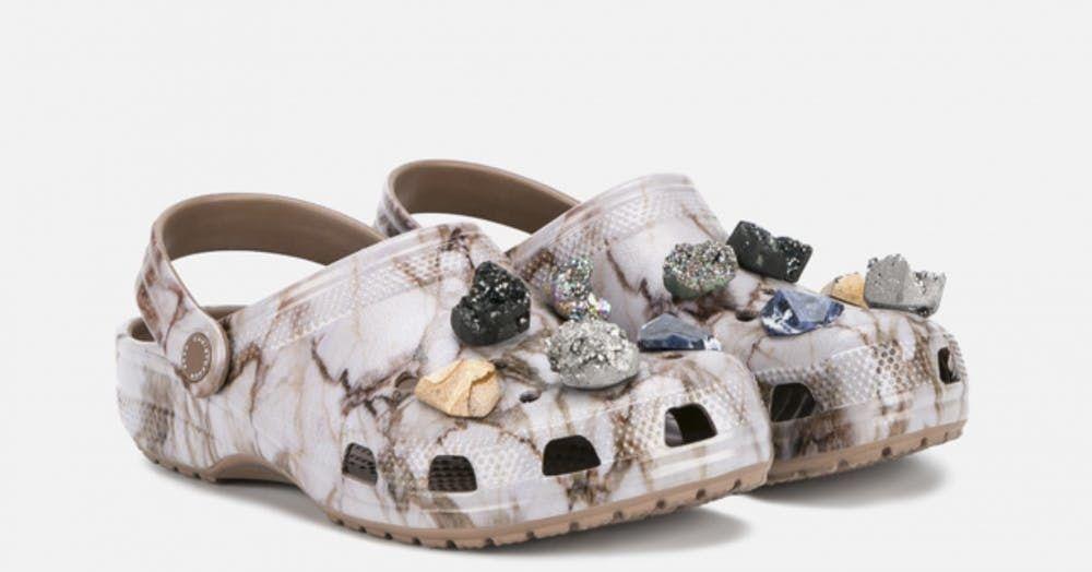 Designer Crocs Will Set You Back $350