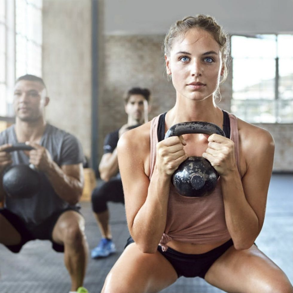 7 YouTube Weightlifting Workouts That Will Make You Feel Strong AF