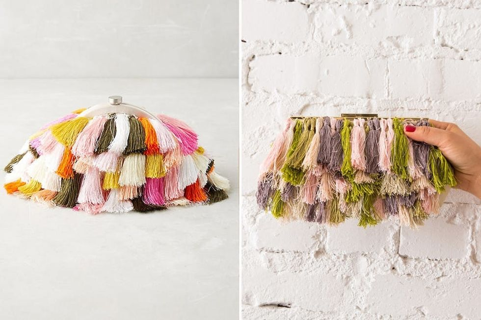 fringe purse diy