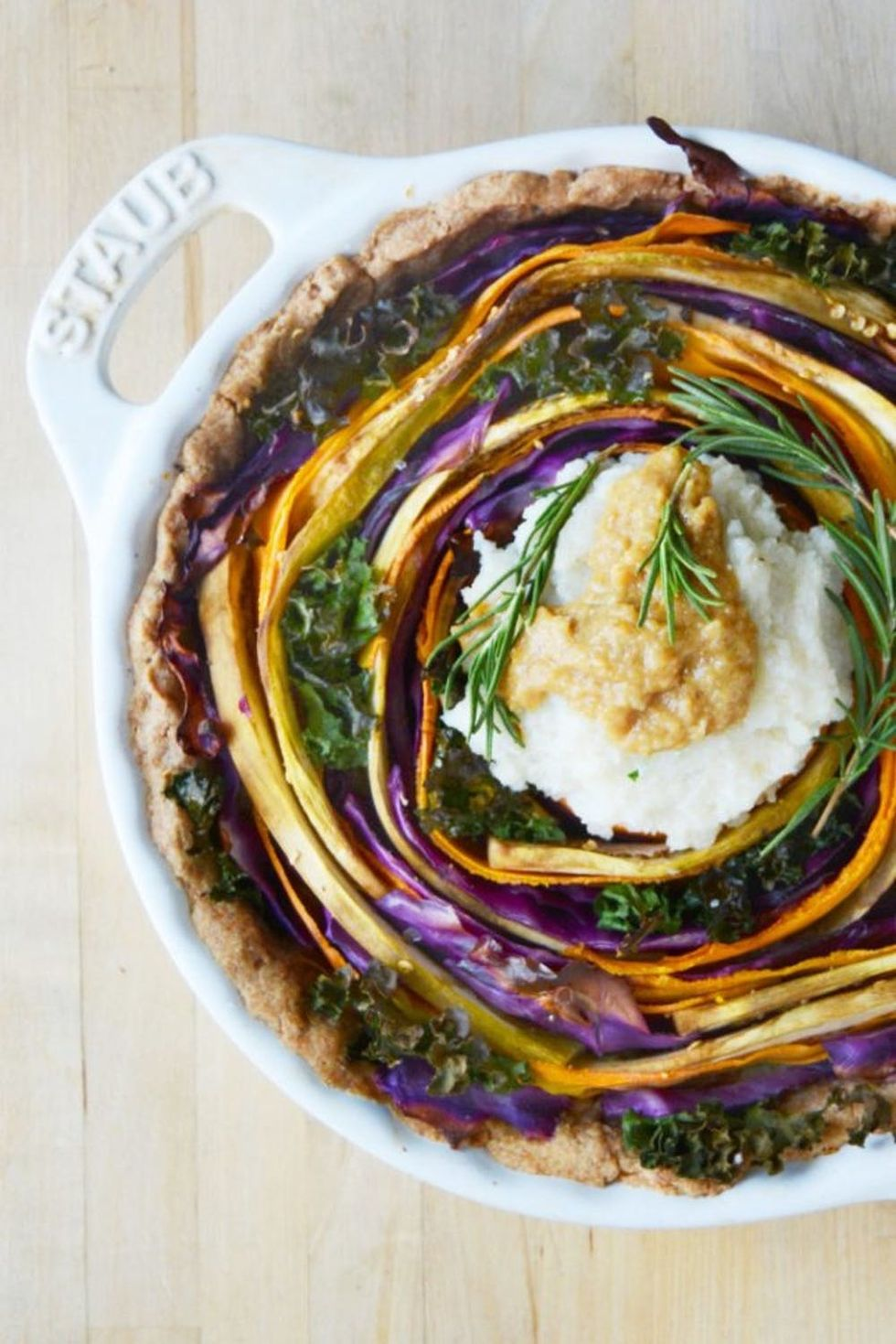 18 Swanky Recipes To Throw The Most Epic Vegetarian Dinner Party On Meatless Monday Brit Co