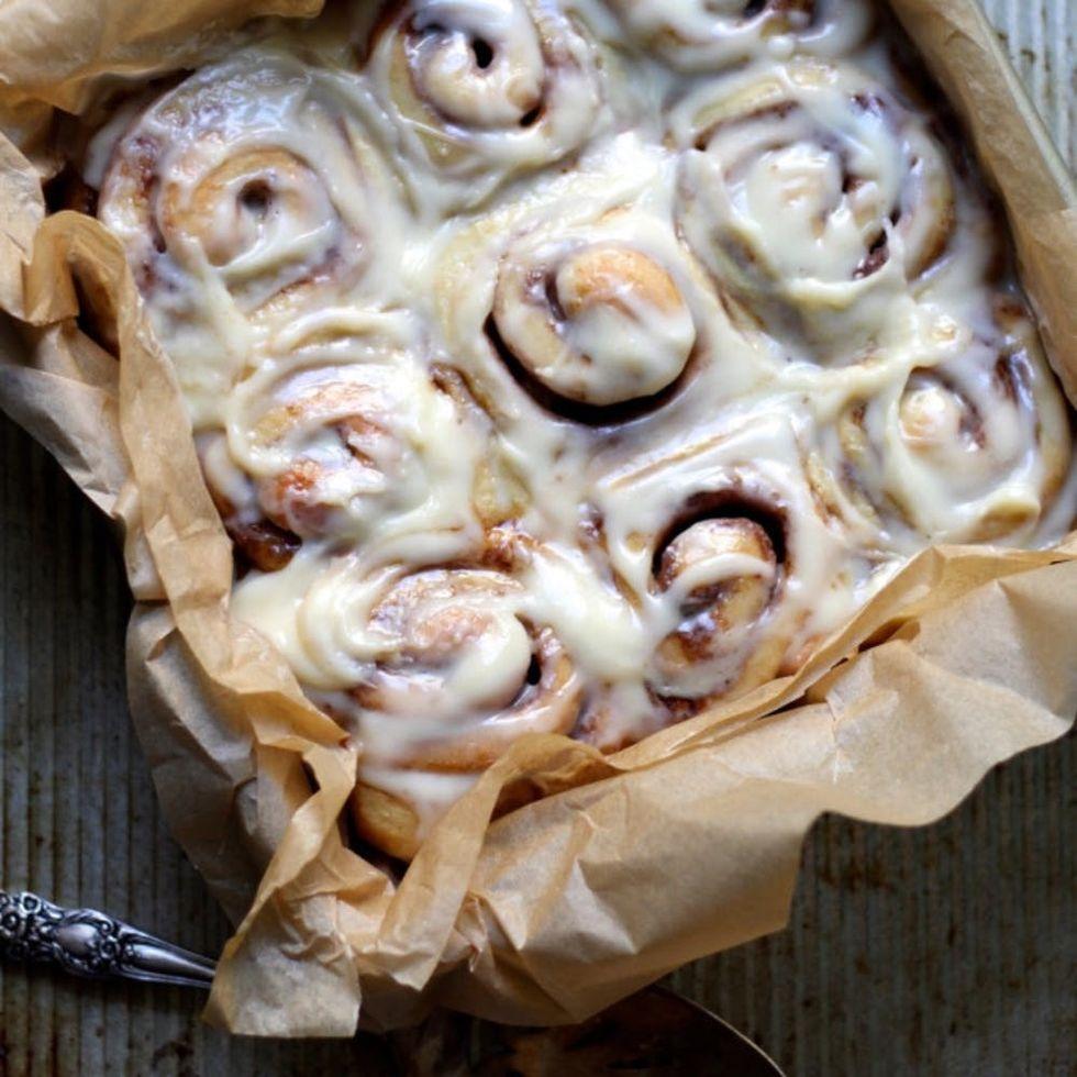21 Indulgent Desserts to Bring to New Year's Brunch