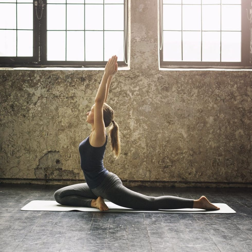 The Best Yoga Poses to Ease Your Period Cramps