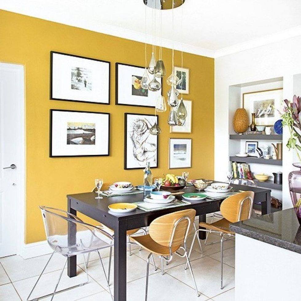 18 Ways to Decorate With the New Ochre Color Trend - Brit + Co