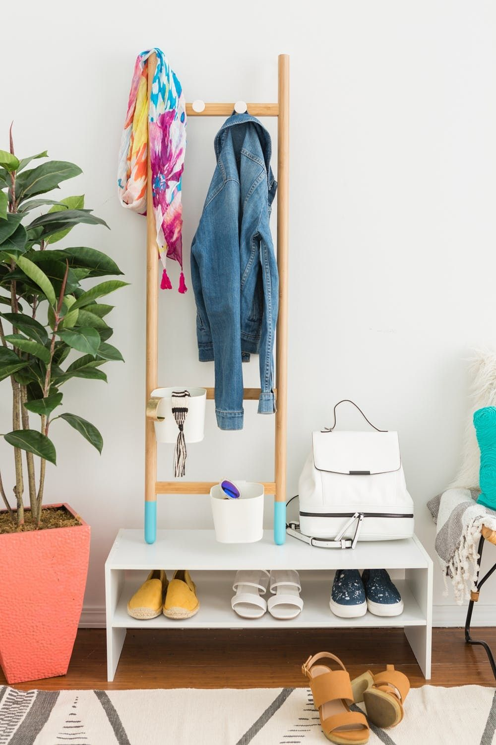 This Easy Ikea Hack Is Your Next Organizational Update Brit Co