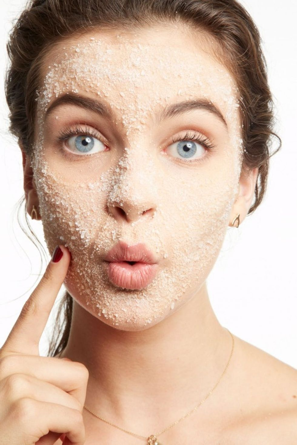 10 Simple Tricks to Get Clear Skin Overnight - Brit + Co