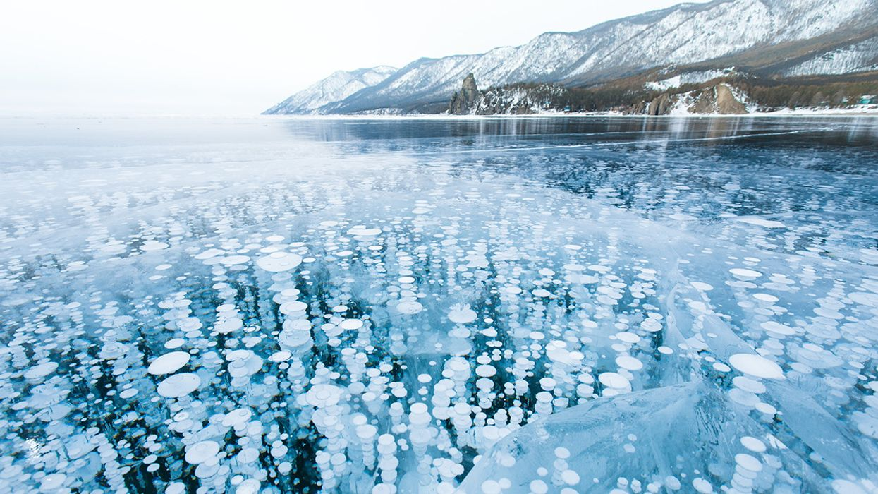 East Siberian Sea Is Boiling With Methane