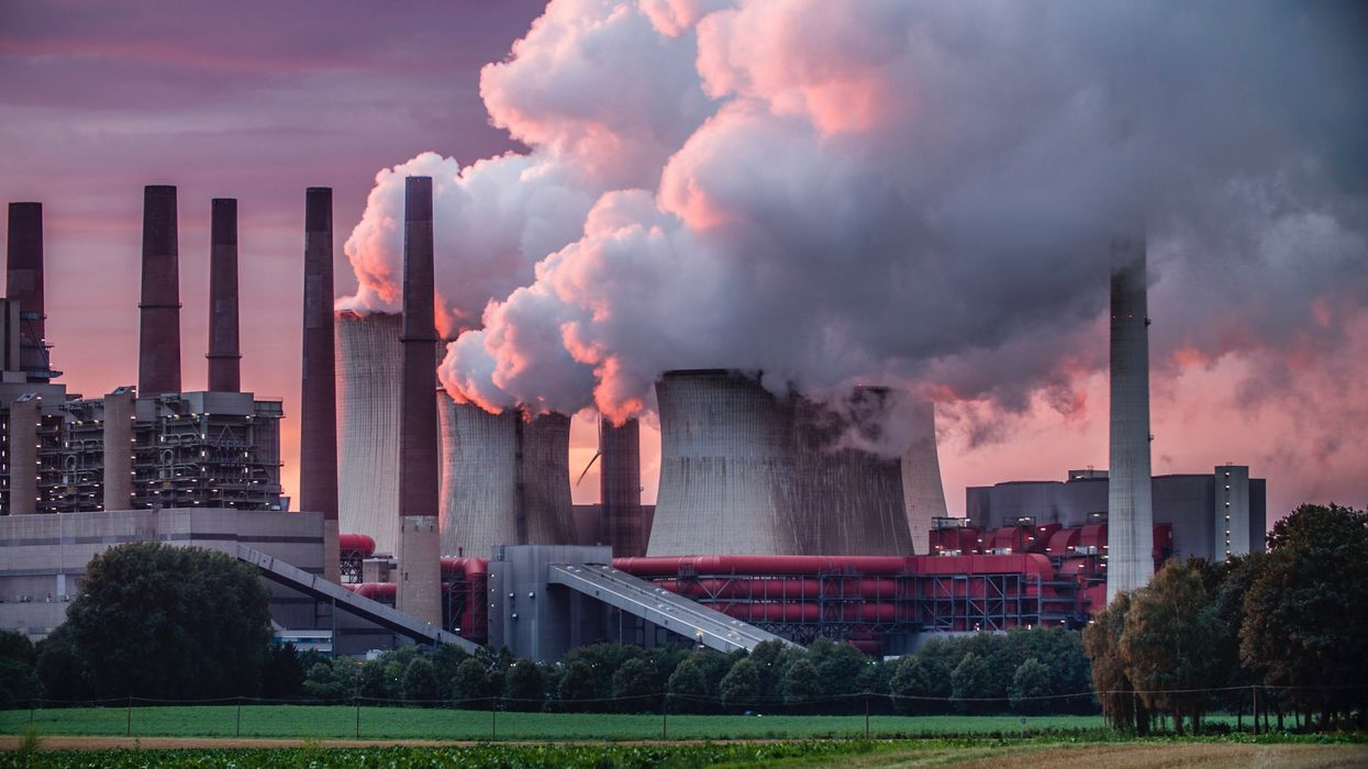 20 Fossil Fuel Companies Are Responsible for a Third of Carbon Emissions
