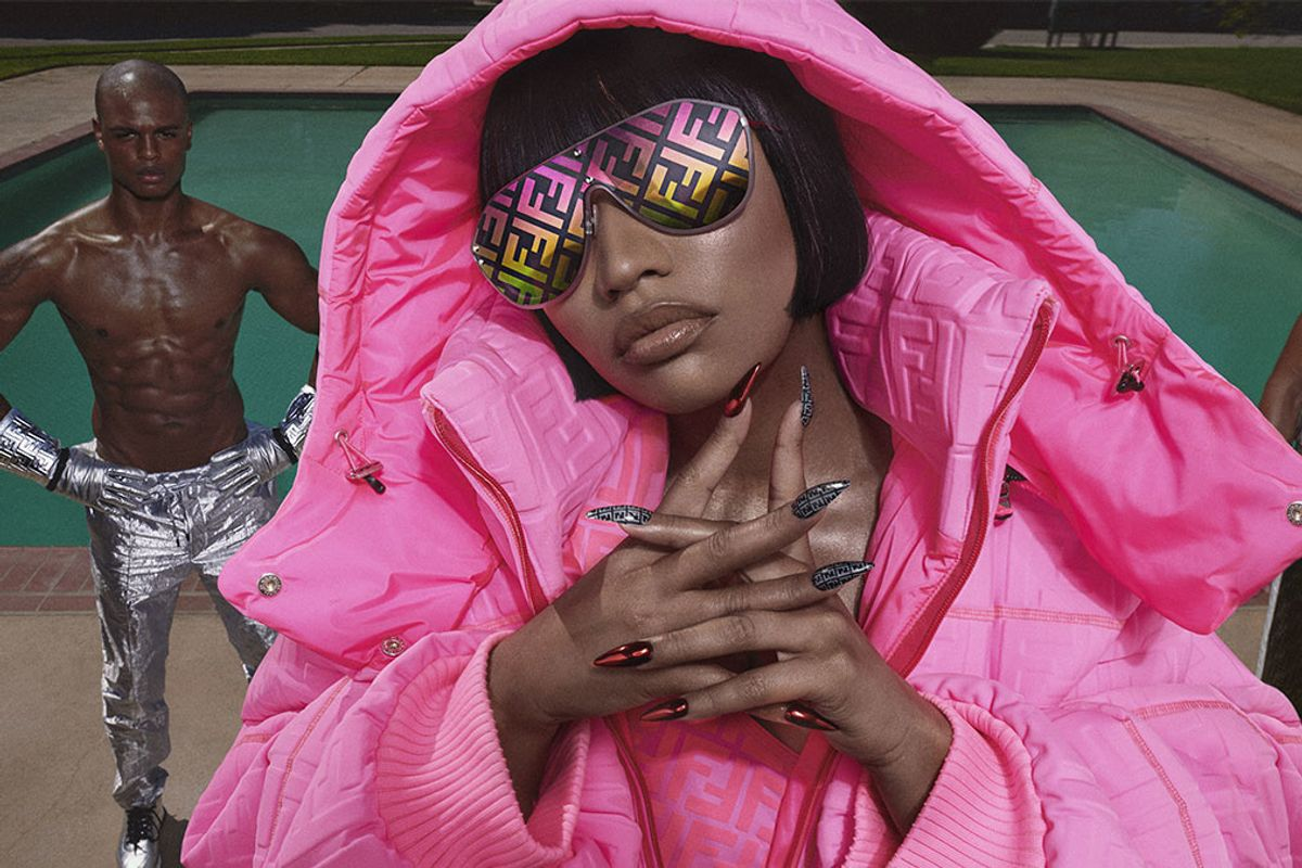 Fendi Prints On: Fendi's Enduring Pop Culture Influence