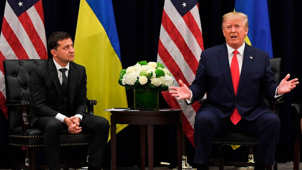 Ukraine planned to reopen Biden investigation—months before Trump's call to Zelensky