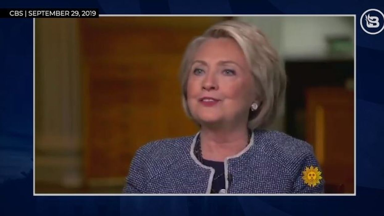 Hillary Clinton says she would beat Trump 'again' if she ran for president in 2020