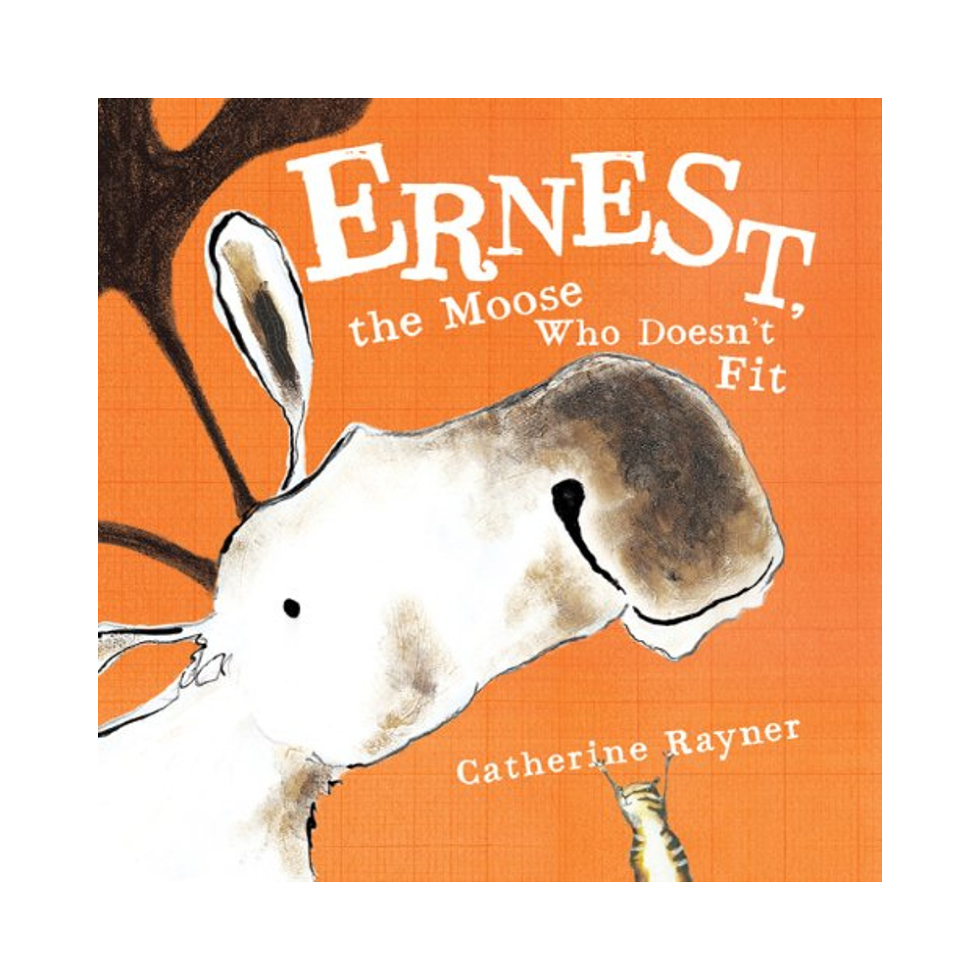 ernest the moose book