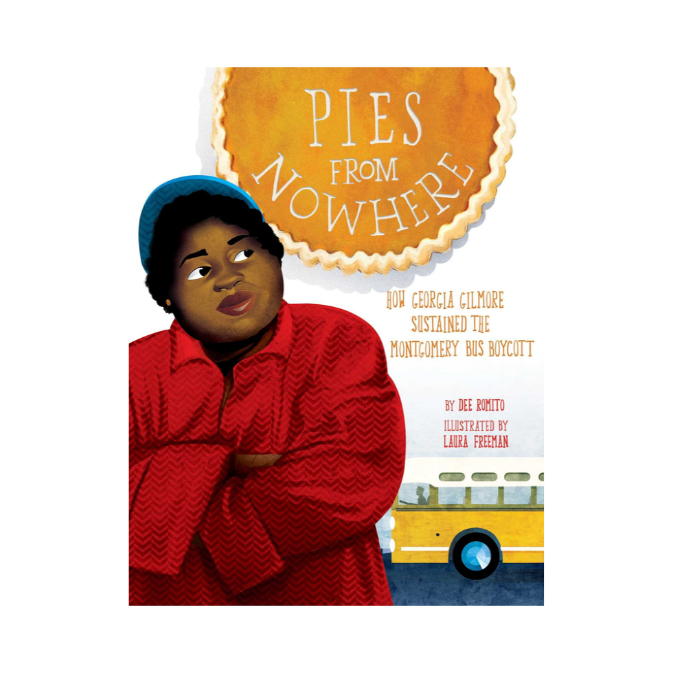 pies from nowhere book