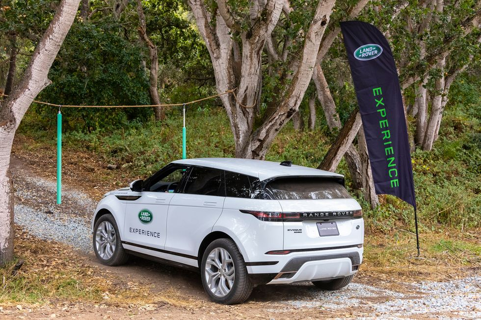 Land Rover Teen Drive Experience