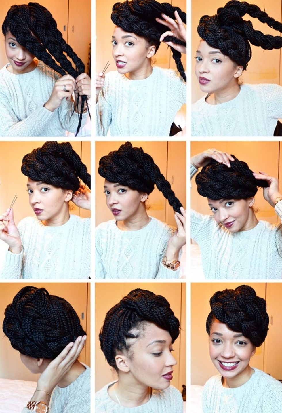 100 Of The Best Braided Hairstyles You Haven T Pinned Yet Brit Co