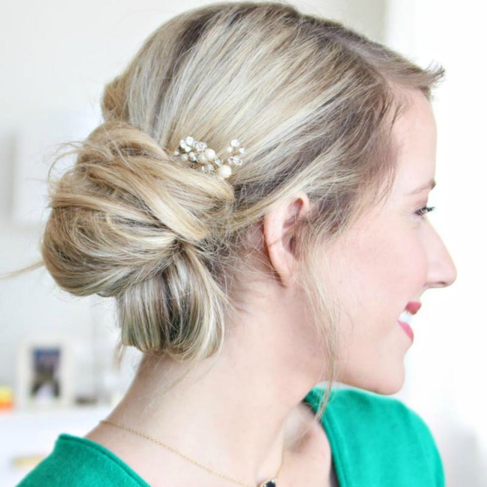 Twist Hairstyles Are the Perfect Special-Occasion 'Do