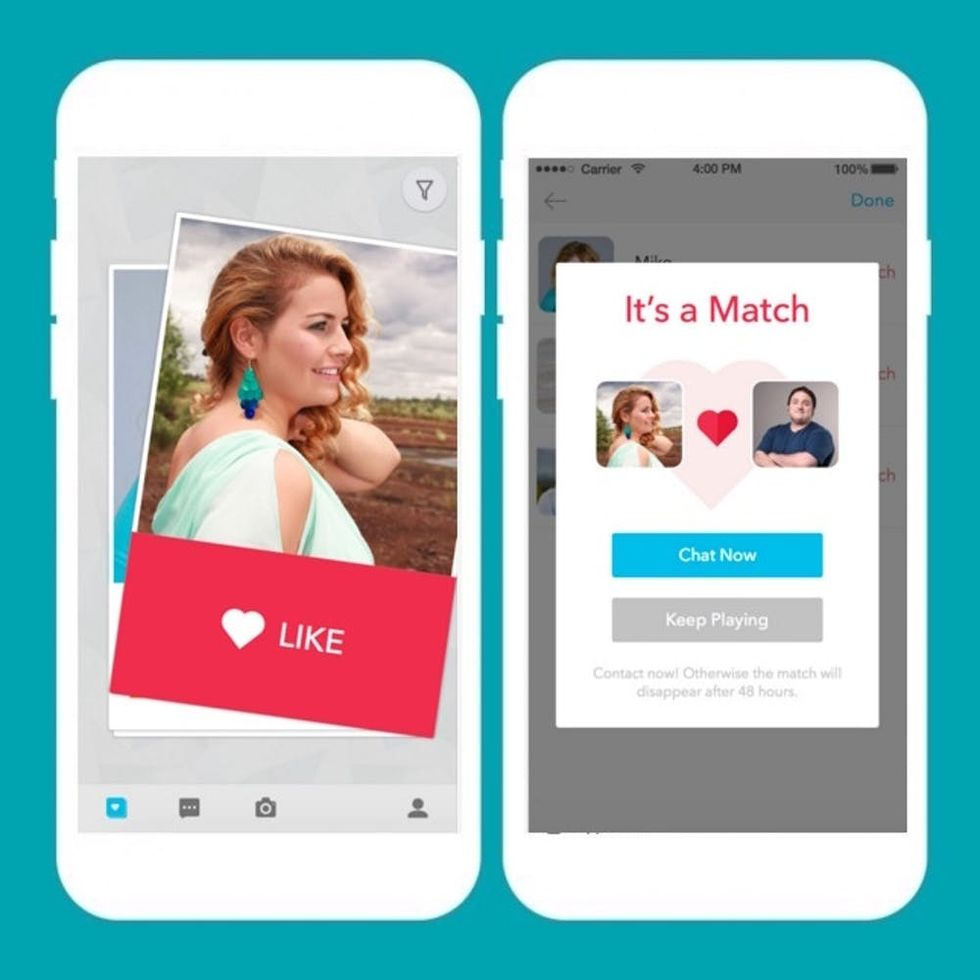Plus size dating apps