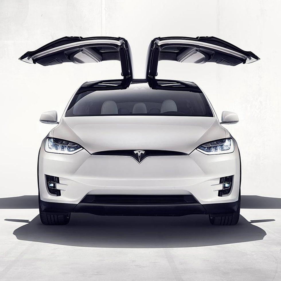 Tesla Car Dream Cars New