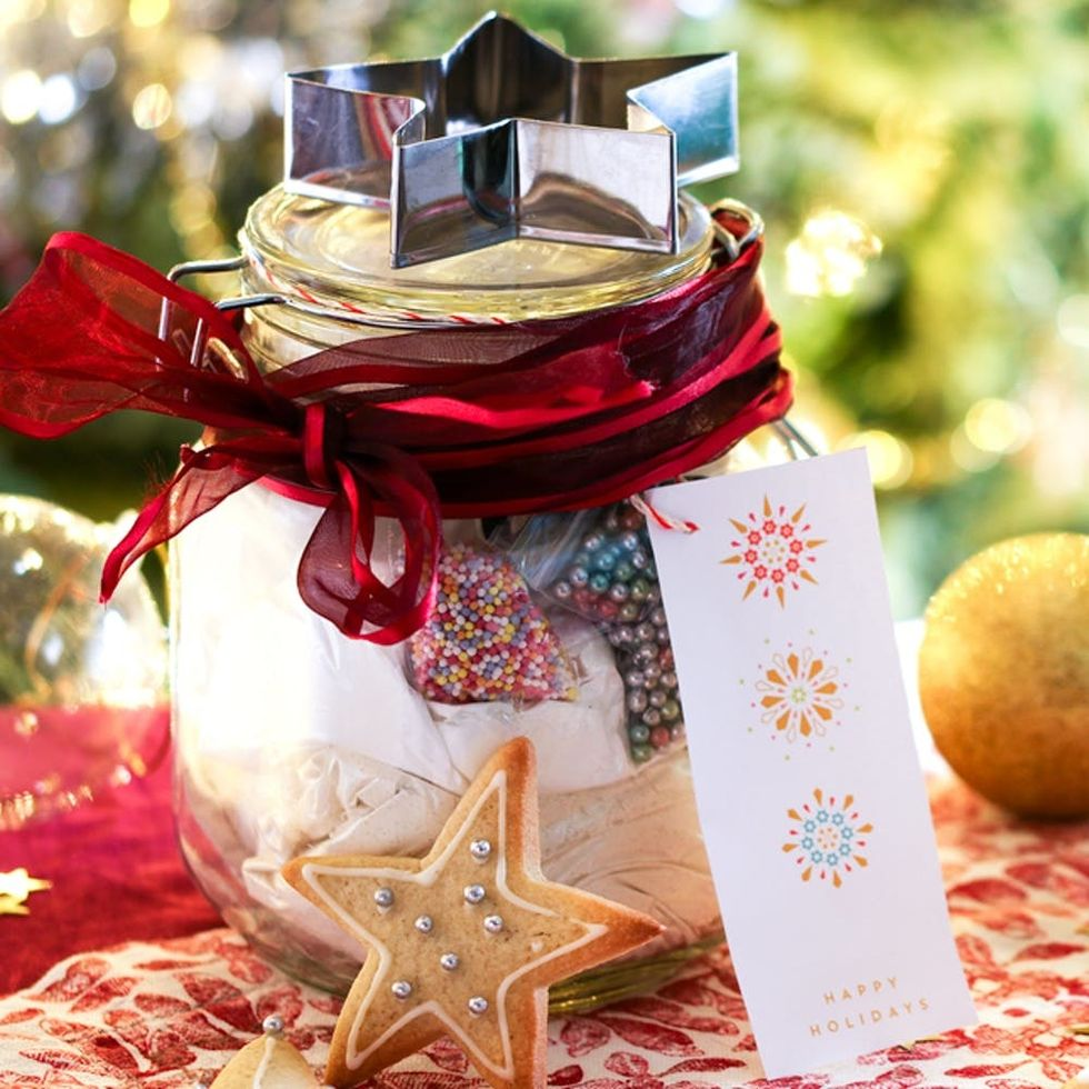 """A Clever Way to Upgrade Your """"Cookies in a Jar"""" Gift This Season"""