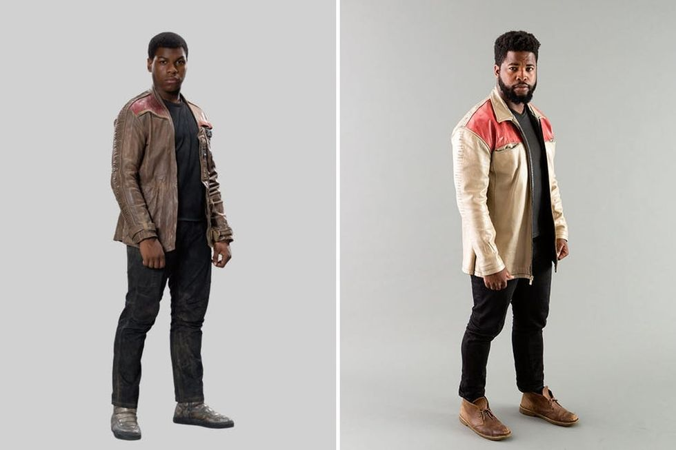 Finn Outfit | Star Wars DIY Costumes | Epic Star Wars Costumes For Your May The 4th At Home Party | Sewing | how to make star wars costumes