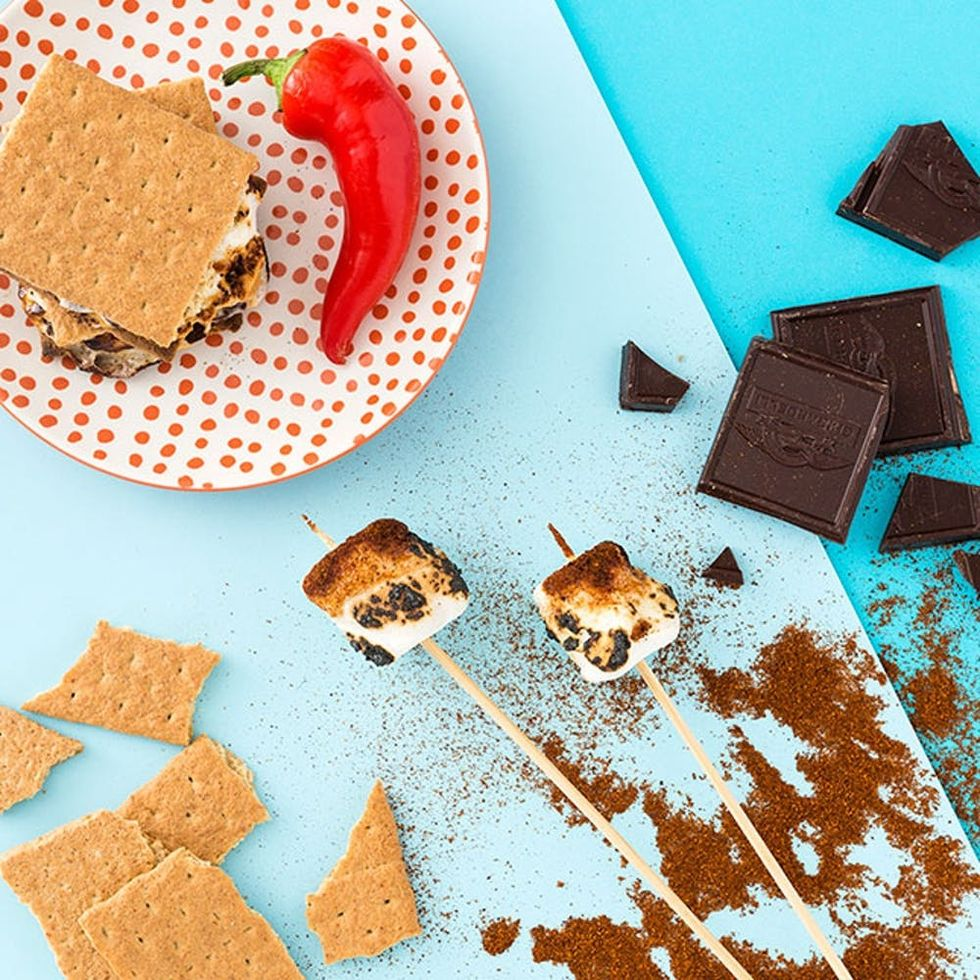 These Spicy S'mores Are So Hot Right Now