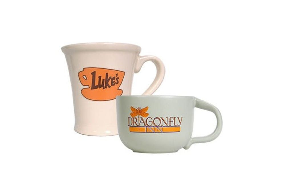 Coffee Mug Gilmore Girls Inforgraphic Mug