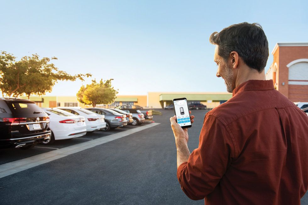 Volkswagen Car-Net Remote Access