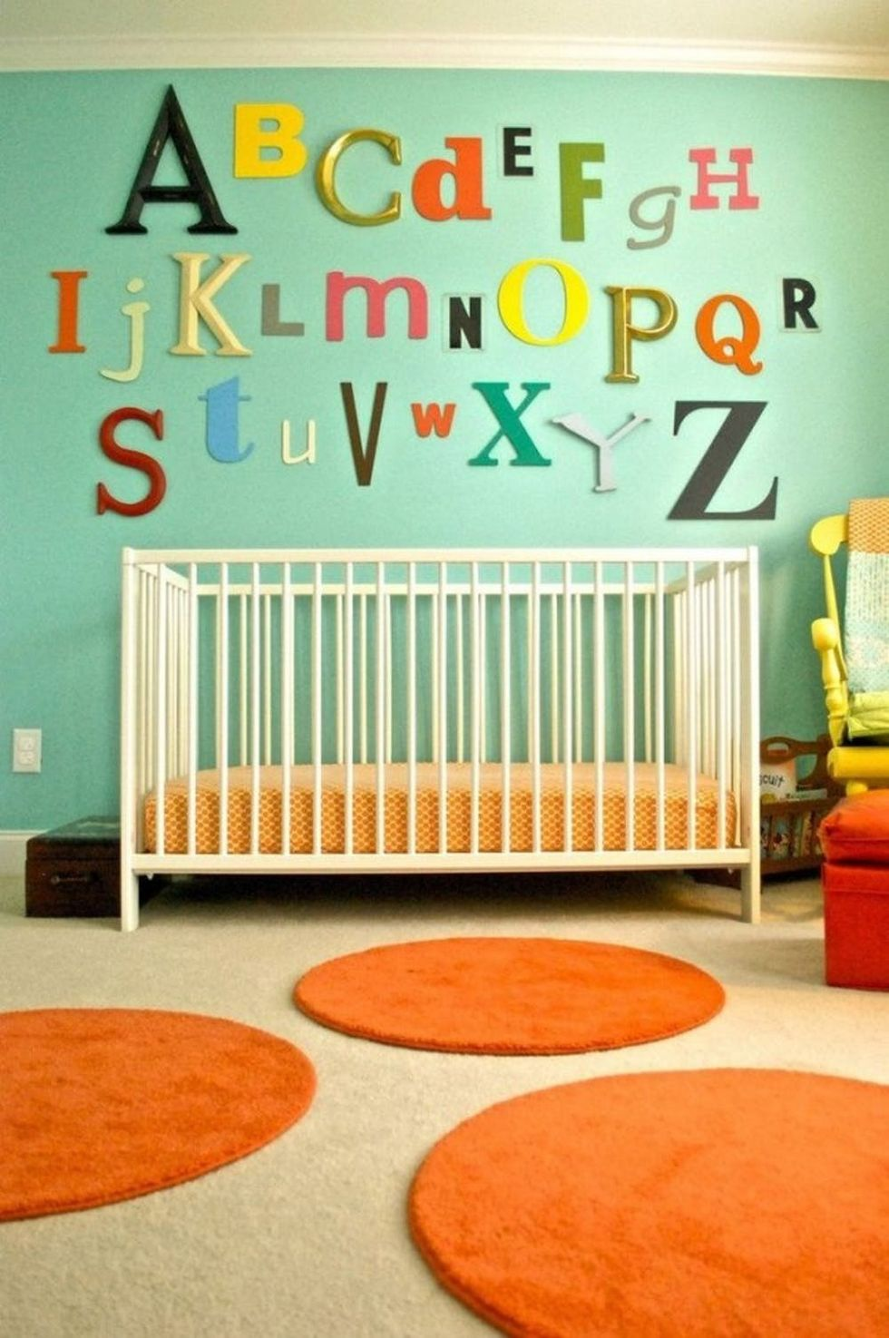 19 Sweet Themes For Your Nursery Brit Co