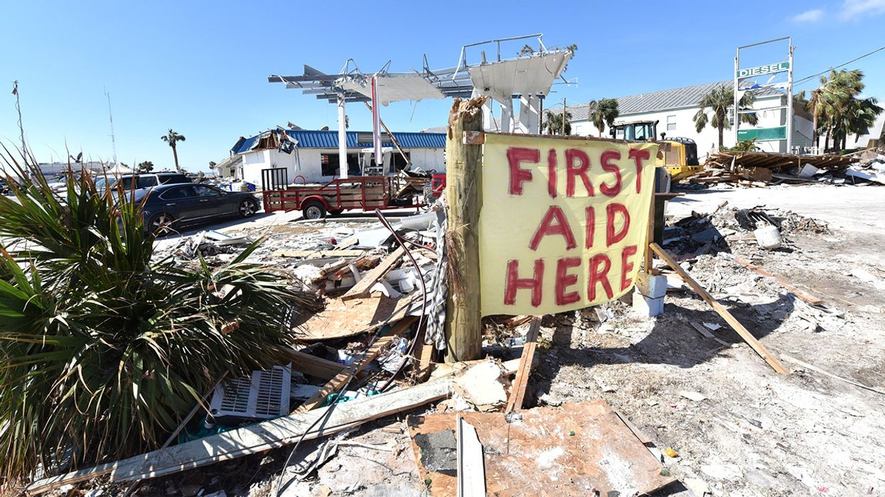Hurricane Michael Recovery Efforts Point to the Power of Local Generosity After Overlooked Disasters